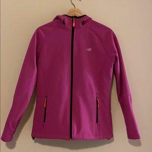New Balance Pink Jacket
